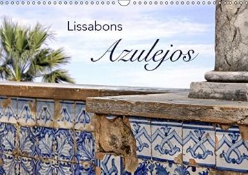 Lissabons Azulejos (Wandkalender 2019 DIN A3 quer): Die traditionellen Fliesen Portugals (Monatskalender, 14 Seiten ) (CALVENDO Orte) - 1