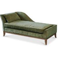 LOBERON Chaiselongue Alphonse, grün (90 x 188 x 93cm)