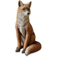 LOBERON Fuchs Canchy, braun (24 x 31.5 x 54.5cm)