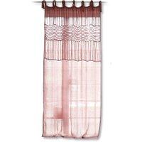 LOBERON Gardine Myaghi, rosa (140 x 250cm)