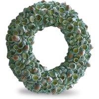 LOBERON Kranz Lux, grün (7cm)