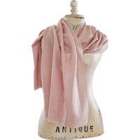 LOBERON Schal Meslin, rosa (70 x 200cm)