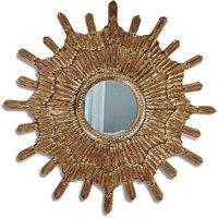 LOBERON Spiegel Alins, antikgold (4cm)