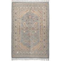 LOBERON Teppich Syracuse, grau/beige (170 x 240cm)