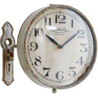 LOBERON Uhr Adama, antikgrau (8.5cm)