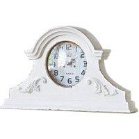 LOBERON Uhr Andilly, antikweiß (6 x 40.5 x 24cm)