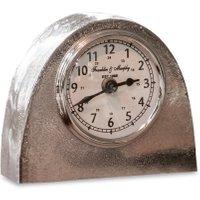 LOBERON Uhr Brigitta, silber (6 x 13.5 x 11.5cm)