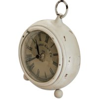 LOBERON Uhr Hailey, antikweiß (17cm)