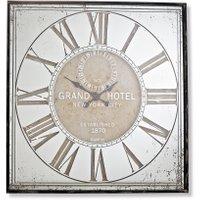 LOBERON Uhr Mirads, klar (6 x 100 x 100cm)