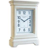 LOBERON Uhr Talan, antikweiß (11 x 28 x 42cm)