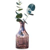 LOBERON Vase Geneston, lila (18cm)