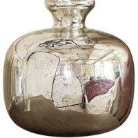 LOBERON Vase Jaxon, silber (25cm)