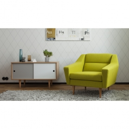 Lounge-Sessel Cosmo - in 7 Farben