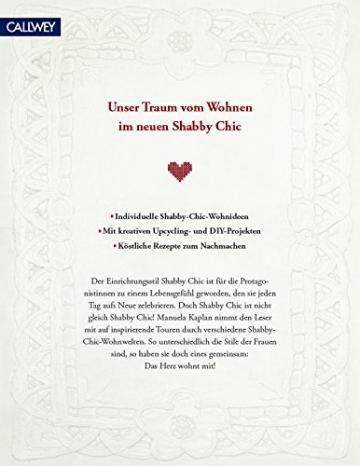 Man wohnt nur mit dem Herzen gut: Unser Traum vom Wohnen im neuen Shabby Chic - 2