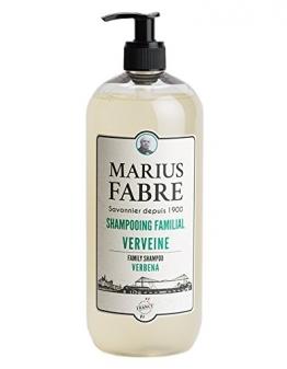 Marius Fabre - Shampoo für die ganze Familie Verveine (Eisenkraut) 1L - 1