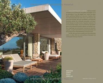 Mediterranes Gartendesign: Spektakuläre Privatgärten (Garten- und Ideenbücher BJVV) - 2