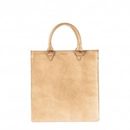 Mila Shopper short handle Eco-Classic Natural