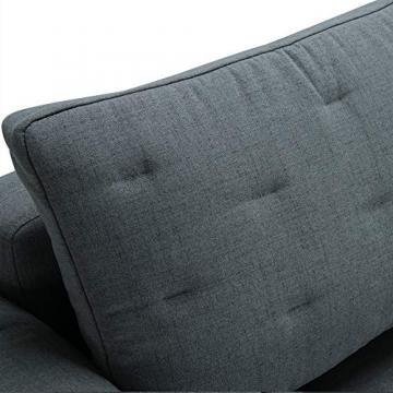 Movian Jazz 3-Sitzer, Grau/Grün - 3