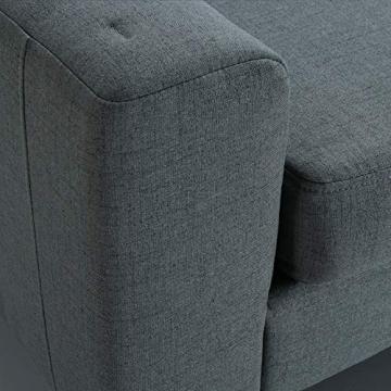 Movian Jazz 3-Sitzer, Grau/Grün - 6
