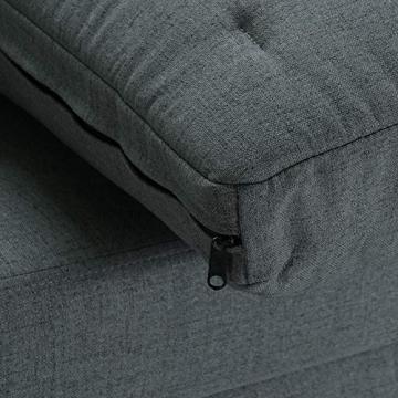 Movian Jazz 3-Sitzer, Grau/Grün - 8