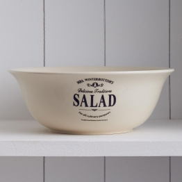 MRS. WINTERBOTTOM´S Salatschale