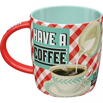 Nostalgic-Art 43004 Say it 50's - Have A Coffee | Retro Tasse mit Sprüchen | Kaffee-Becher | Geschenk-Tasse | Vintage - 4