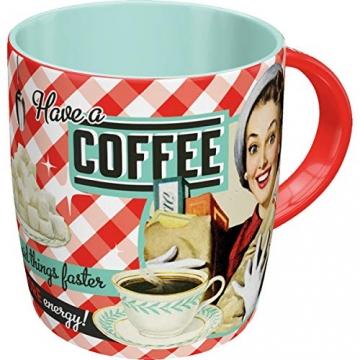 Nostalgic-Art 43004 Say it 50's - Have A Coffee | Retro Tasse mit Sprüchen | Kaffee-Becher | Geschenk-Tasse | Vintage - 5