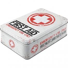 Nostalgic Art Vorratsdose, Metall, First Aid Kit - 1