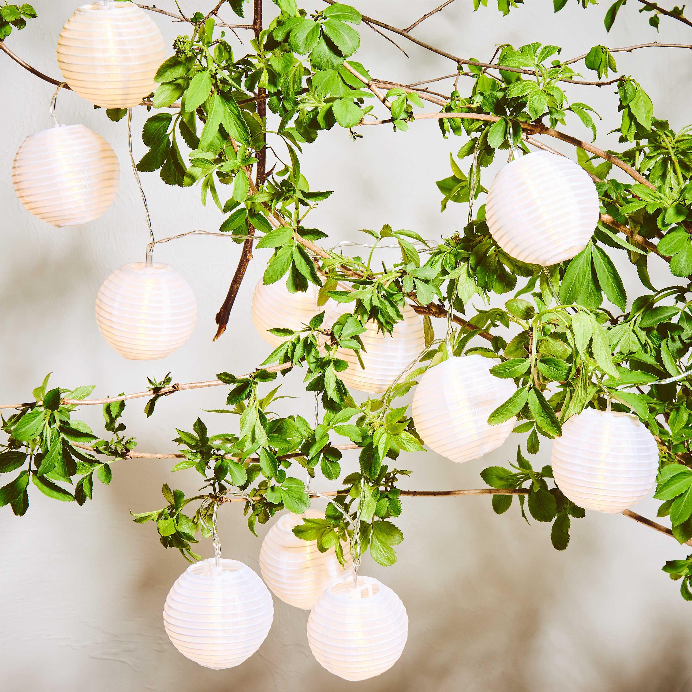 OPEN AIR Outdoor Lichterkette 10 Lichter