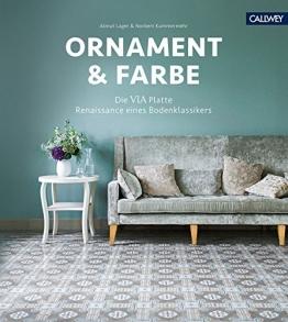 Ornament & Farbe: Die VIA Platte - Renaissance eines Bodenklassikers - 1