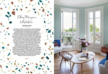 Pariser Chic: Wohnen mit Esprit: Der Home-Style-Guide (Interior, living, Boho-Style, vintage) - 2