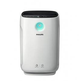 Philips AC2889/10 Luftreiniger Connected entfernt bis zu 99,9% der Viren und Aerosole* aus der Luft (für Allergiker und Raucher, 79m², CADR 333m³/h, AeraSense Sensor, mit App-Steuerung) weiß - 1
