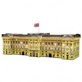 Ravensburger 3D Puzzle - Buckingham Palace bei Nacht 216 Teile Puzzle Ravensburger-12529