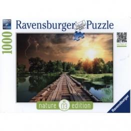 Ravensburger Nature Edition N°3: Mystisches Licht 1000 Teile Puzzle Ravensburger-19538