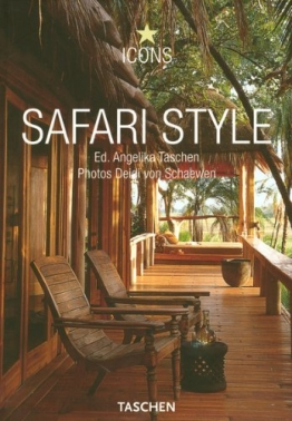 Safari Style (Icons) by Christiane Reiter (2004-10-01) - 1