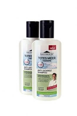 Salthouse Totes Meer Therapie Anti-Juckreiz Shampoo 250ml, Menge:2er Pack - 1