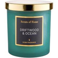 SCENTS OF HOME Duftkerze Driftwood & Ocean