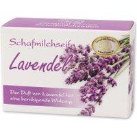 Schafmilch-Seife 'Lavendel' 100 g
