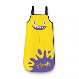 Schmuki Kinderschmutzsack | Fußsack für Kindersitz, Buggy und Kinderwagen - so bleibt auch nach dem Spielen das Auto sauber | geeignet für Mädchen und Jungen im Alter von 3 - 6 Jahren (Richtwert) - 1