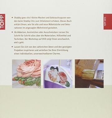 Shabby Chic: Materialien - Techniken - Ideen für Möbel und Accessoires (Trendwerkbuch) - 2