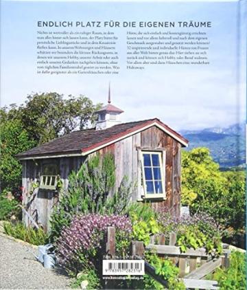 She Sheds (Deutsche Ausgabe): Ein Raum nur für mich. Hütte, Gartenhäuschen oder Hide-away selbst bauen/Upcycling - 2