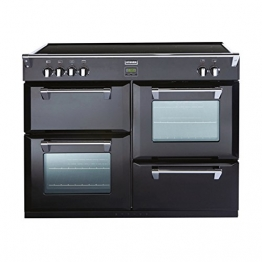 Stoves Rangecooker RICHMOND 100 Induktion Schwarz - 1
