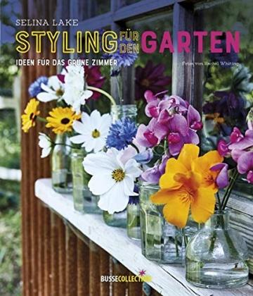 Styling für den Garten: Ideen für das grüne Zimmer -
