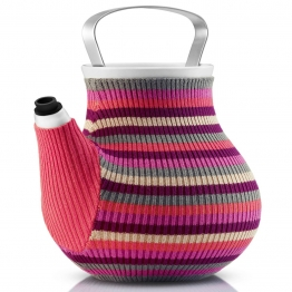 Teekanne My Big Tea, Pink Stripes 1,5l