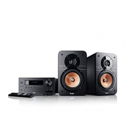 Teufel Ultima 20 Kombo (2019) Schwarz Stereo Lautsprecher Musik Sound Hochtöner Mitteltöner Bass Speaker High-End HiFi Soundanlage - 1