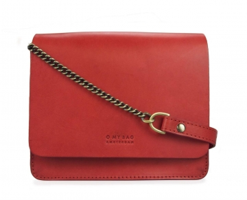 The Audrey Mini Red