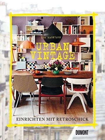 Urban Vintage: Einrichten mit Retroschick - 1