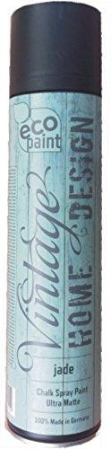 Vintage Kreide Spray jade 400ml Kreidefarbe Chalk Paint Shabby Chic Landhaus Stil Vintage Look - 1
