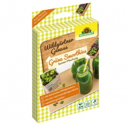 WildgärtnerGenuss Grüne Smoothies
