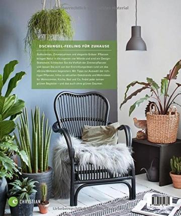 Gr Ner Wohnen Einrichten Dekorieren Mit Pflanzen Shop
